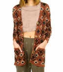 Opening-Ceremony-oversized-embellished-cardigan