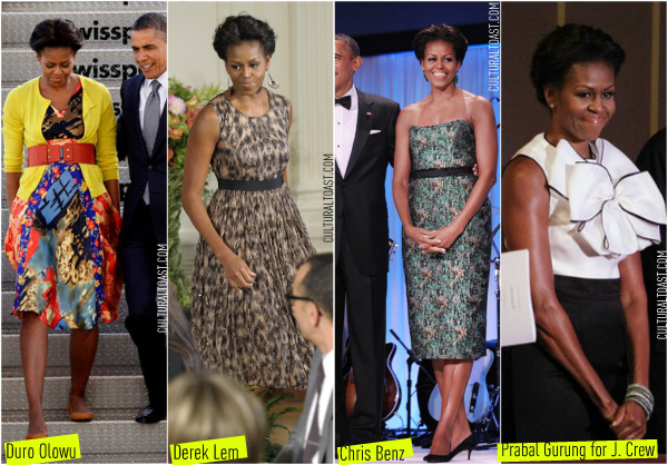 Michelle obama style sept 11