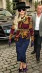 african+fashion+Lady+Gaga+Lady+Gaga+in+London+burberry