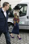 Lady+Gaga+Lady+Gaga+London+burberry+3