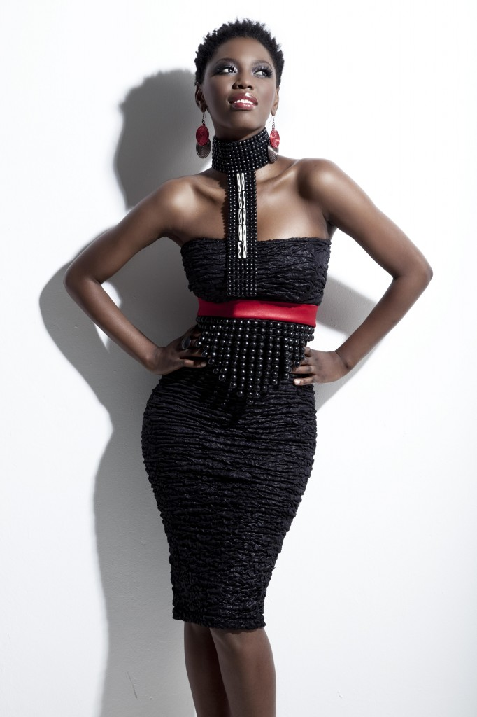 Lira Wears Sylvester Falata Amp Maria Mccloy At The 2012 Bet