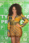 Nadia Buari in wax print 1