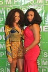 Nadia Buari in wax print 4