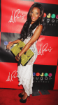 angela-simmons-virgos-lounge-bee-clutch-red-carpet-01