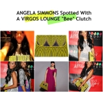 angela-simmons-virgos-lounge-bee-clutch+red+carpet